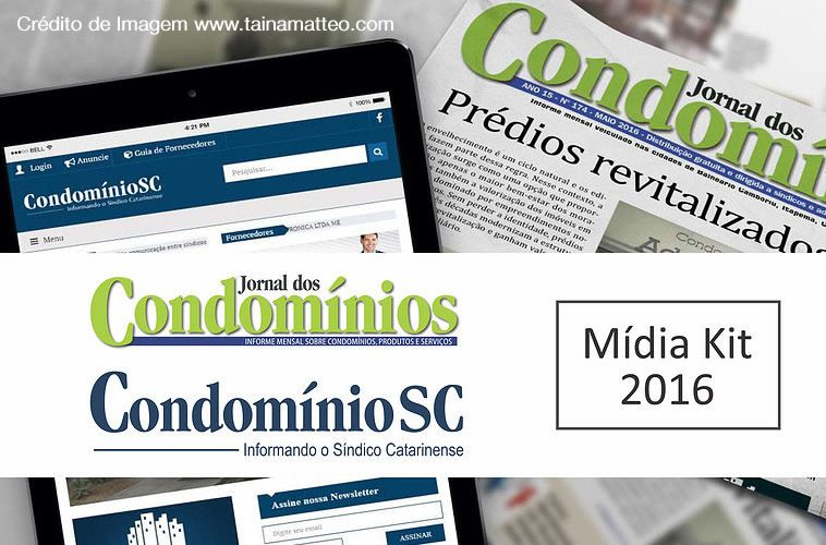 Entrevista ao Jornal dos Condomínios