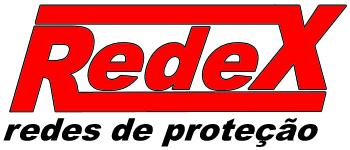 terceiro logotipo usado pela Redex redes de proteção